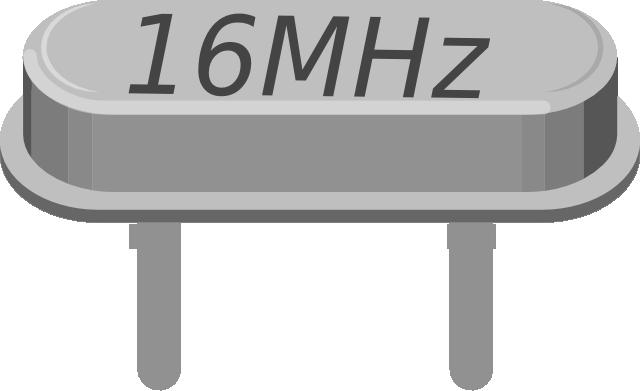 16MHz-crystal